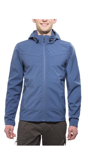 axant Alps Softshell Jacket Men ensign blue